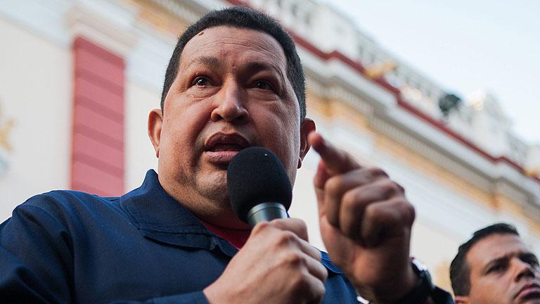 """Chávez dice que sus últimas revisiones médicas salieron """"absolutamente bien"""""""