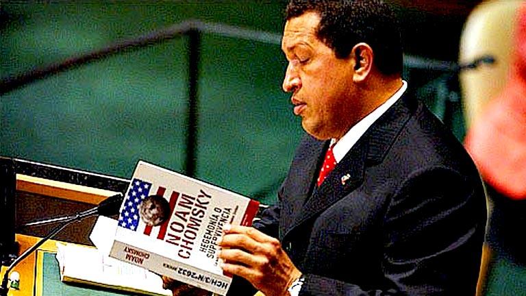 """Chávez llama """"diablo"""" a George W. Bush en la ONU"""