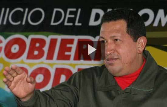 Polémicas declaraciones de Chávez sobre EE.UU