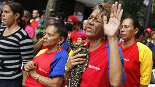 Ver vídeo  'La 'Chavezmanía' se extiende por América Latina'
