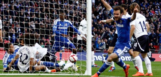 El Chelsea, finalista de la Copa inglesa