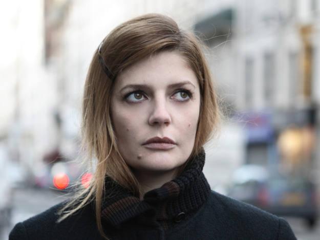 Chiara Mastroiani, hija de Catherine Deneuve y Marcello Mastroianni, interviene en la cinta 'Americano', de Mathieu Demy.