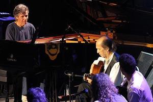 Chick Corea muestra su duende a Paco de Lucía en el Festival de Jazz de Vitoria