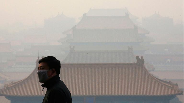 China intenta luchar contra la contaminación ante el riesgo del cáncer