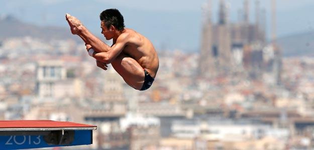 El chino Qiu Bo reedita el título mundial en plataforma