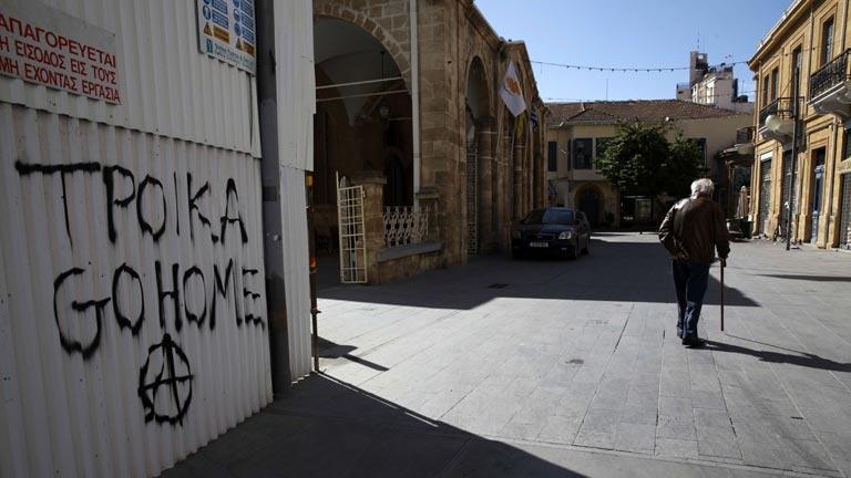 Chipre vota esta tarde su rescate con 'corralito' bancario