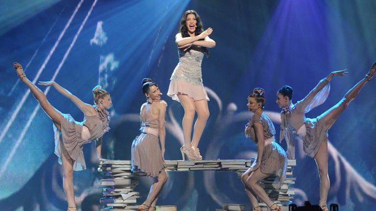 Chipre Eurovisión 2012 - Ivi Adamou - 1ª semifinal