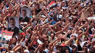 Ver vídeo  'Los choques entre el Ejército y los islamistas dejan varios muertos en Egipto'