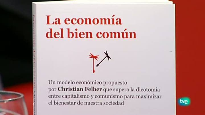 Para Todos La 2 - Entrevista: Christian Felber. Economa del Bien Comn.