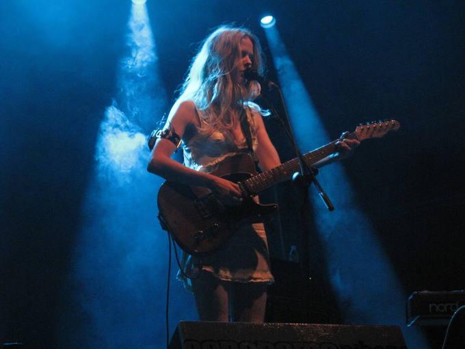 Christina Rosenvinge en Sonorama