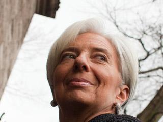 Ver vídeo  'Christine Lagarde defiende la ampliación del fondo de rescate europeo'