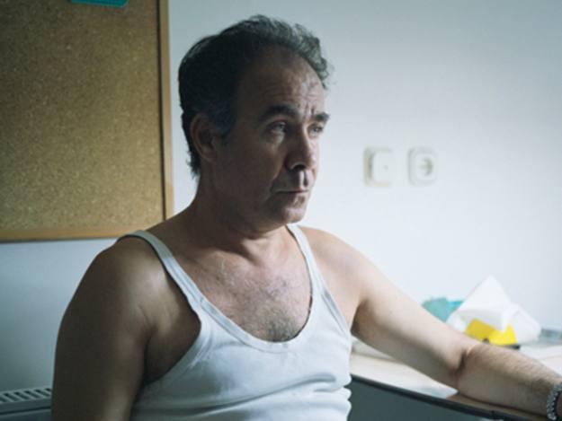 Christos Stergioglou es conocido por su papel de padre en la controvertida 'Canino'. Llega al festival con 'Adikos Kosmos (Unfair world)0, una película de factura griega.