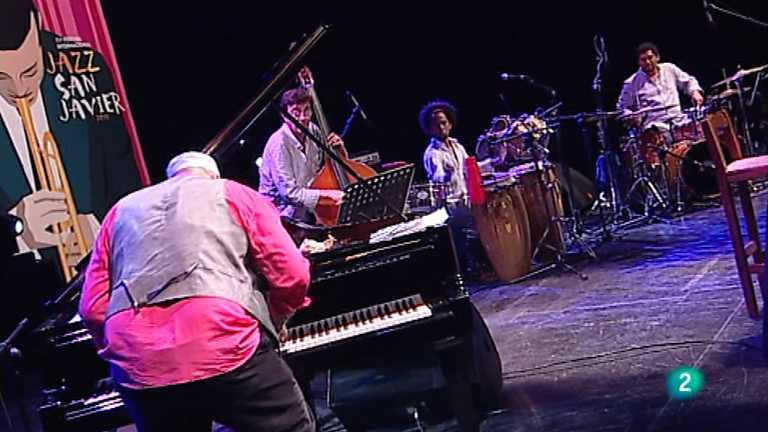 "Festival Jazz San Javier - Chuchito Valdés Cuarteto en ""Homenaje a Bebo Valdés"""