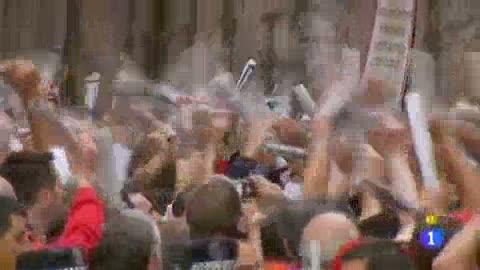 Ver vídeo  ''Chuleta' para cantar a San Fermín'