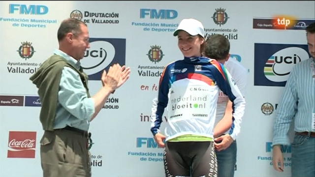 Ciclismo - Gran Premio Ciudad de Valladolid Copa del Mundo femenina - 09/06/11