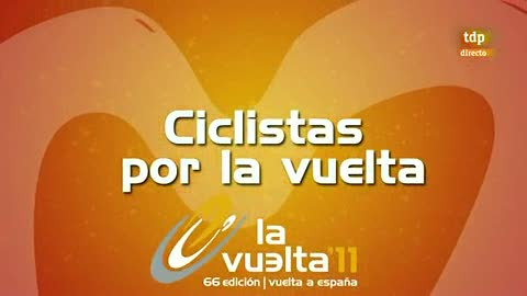 Ver v&iacute;deo  'Ciclistas por la Vuelta: Omega Pharma Lotto'