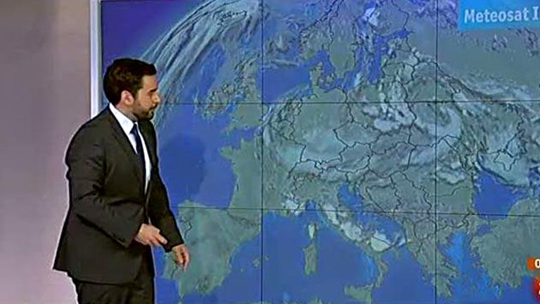 El cielo estará hoy despejado y las temperaturas en ligero ascenso