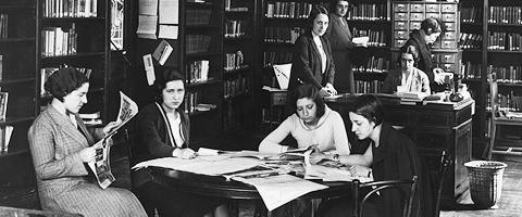 Cien años de igualdad en la universidad