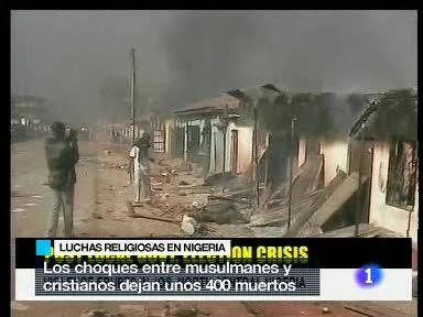 Ver vídeo  'Cientos de muertos en Nigeria'