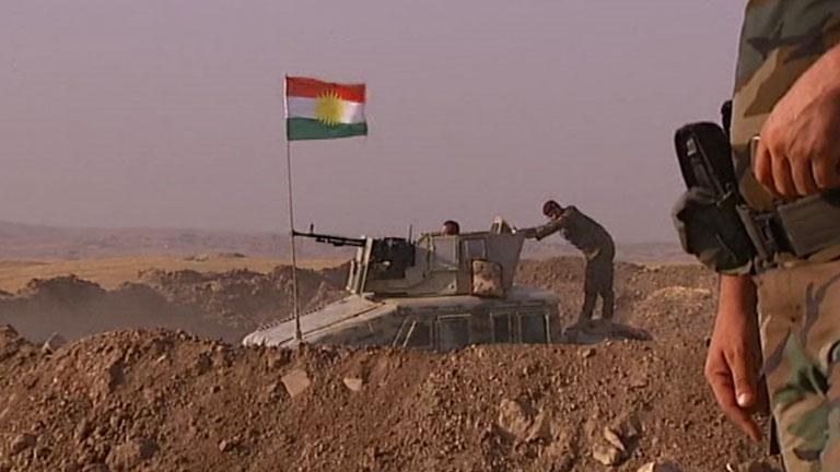 Cientos de yazidíes y cristianos se han refugiado en el Kurdistán iraquí