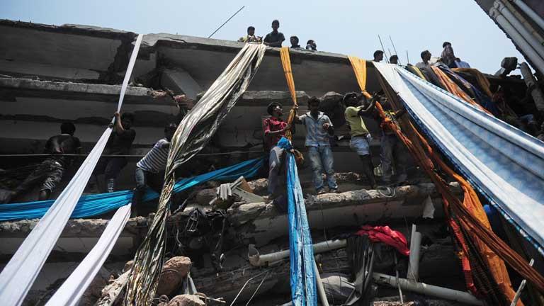 En Bangladesh, el gobierno ha cerrado 18 fábricas textiles por motivos de seguridad