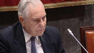 Ver vídeo  'Cinco vocales del Poder Judicial pedirán en pleno la dimisión de Dívar'