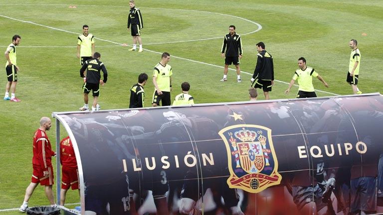 Cine y campañas de publicidad para la selección española