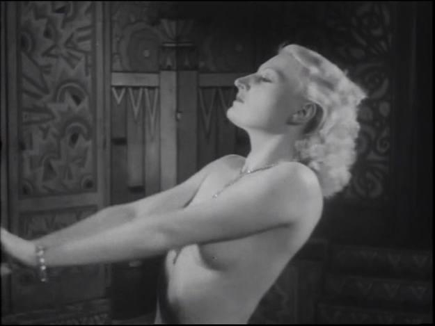 La cinta 'Carne de fieras' no llegó a estrenarse. Se rodó días antes de la sublevación militar del 18 de julio de 1936.