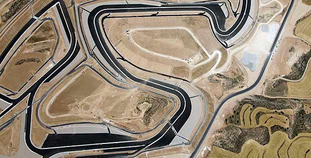 Circuito Alcañiz : El circuito de motorland volverá a acoger mundial