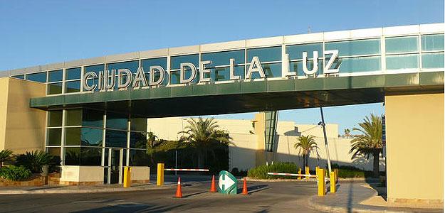 La Ciudad de la Luz, en Alicante, es uno de los estudios cinematográficos más importantes de nuestro país