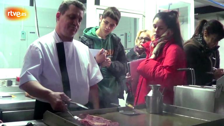 MasterChef - Formación de los aspirantes. Clase de carnes