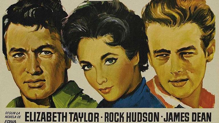 Clásicos de La 1: 'Gigante', con Rock Hudson, Elizabeth Taylor y James Dean