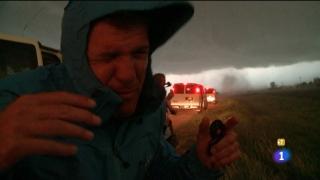Ver vídeo  'Climas extremos - Tornados en Oklahoma'