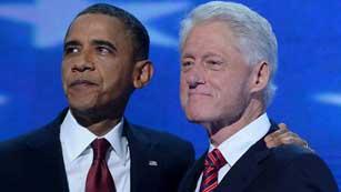 Ver vídeo  'Clinton defiende la política económica de Obama en la convención demócrata'