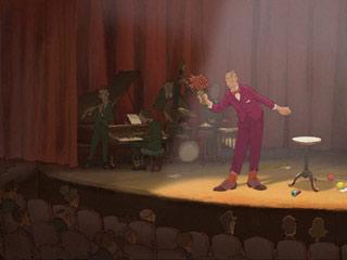 Ver vídeo  'Clip de 'El ilusionista''