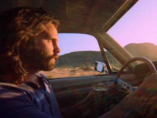 Ver vídeo  'Clip de 'When you're strange' con imágenes de la película experimental de Jim Morrison'