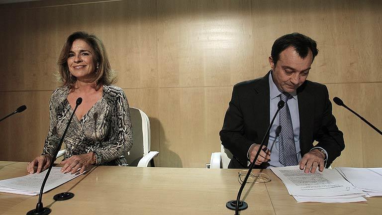 Manuel Cobo, mano derecha de Gallardón, abandona el Ayuntamiento de Madrid
