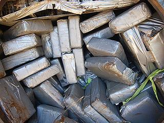Ver v?deo  'La cocaína llega a España en contenedores de barcos mercantes'