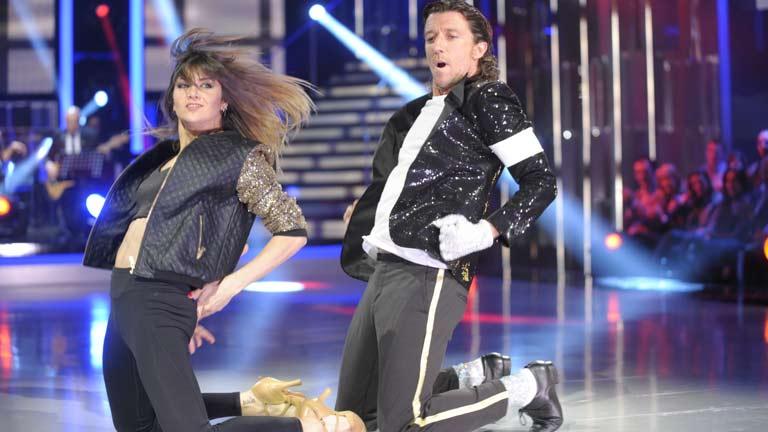 Mira quién baila - Colate se mueve como Michael Jackson