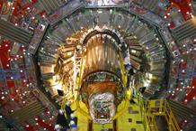 Colisionador de partículas CMS