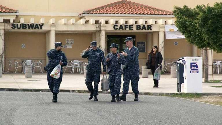 Comando actualidad - Americanos en la Base de Rota