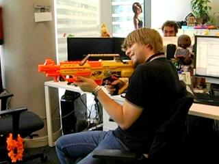 Ver vídeo  'Comando Actualidad - ¿Este trabajo es un chollo ? - Probador de videojuegos'