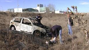 Ver vídeo  'Comando Actualidad - ¡Al ladrón! - La Cañada Real, el paraíso de los coches robados'
