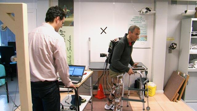 Comando actualidad - Milagro médico - Exoesqueleto