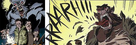El cómic de 'Lobos de Arga'