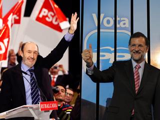 Ver vídeo  'Comienza la campaña para las elecciones del 20N'