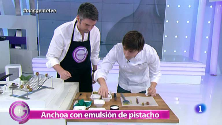 M&aacute;s Gente - Se busca al mejor chef amateur de Espa&ntilde;a