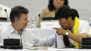 Ver vídeo  'Comienza la Cumbre de las Américas en Colombia'