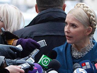Ver vídeo  'Comienza el juicio contra la exprimera ministra ucraniana Timoshenko'
