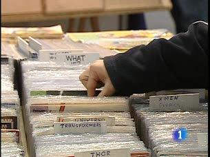 """Ver v?deo  'Comienza en Madrid """"Expocómic""""'"""